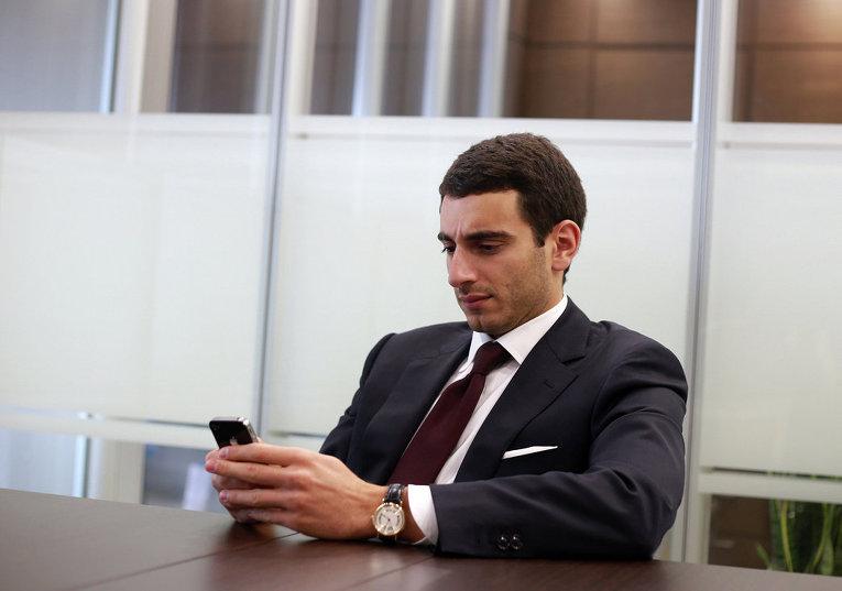 адвокат Кирилл Бельский. Фото РИА Новости.