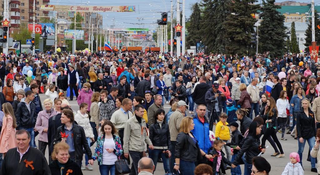 Население Тамбовщины сокращается. Фото Владимира Якимова.