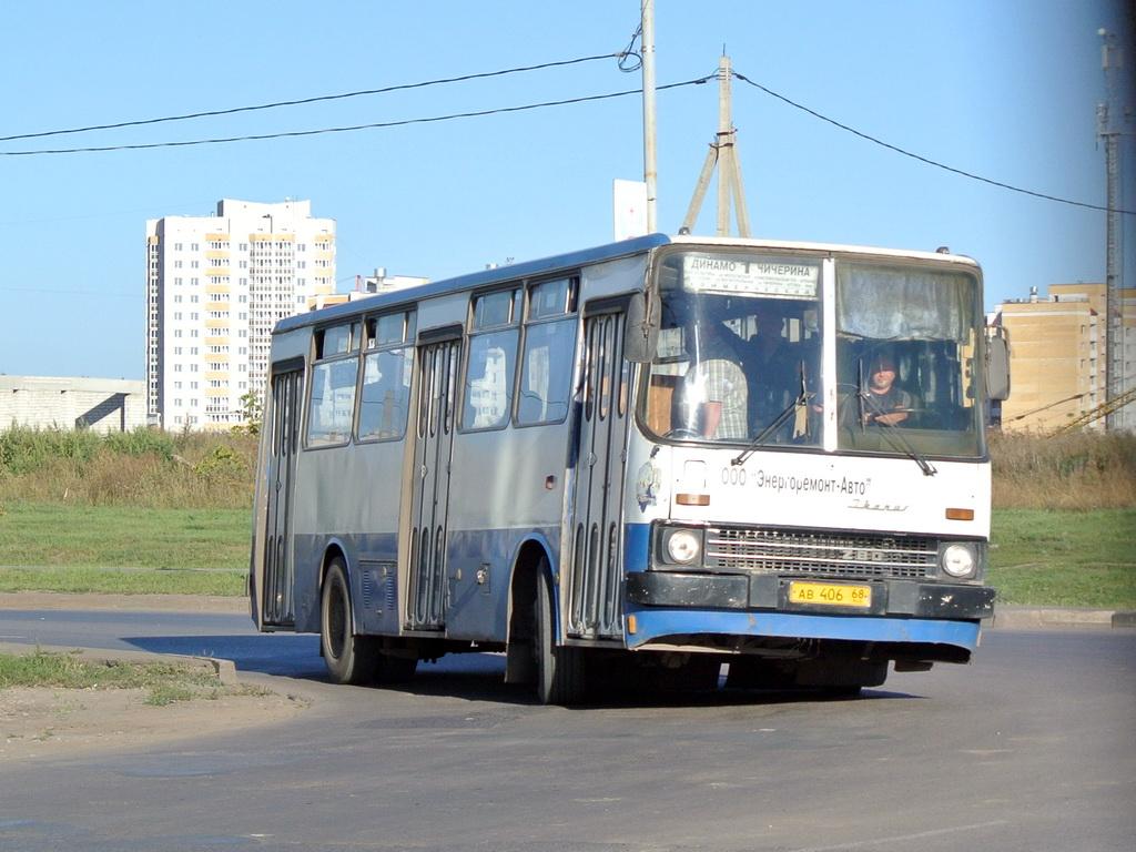 Автобусы Тамбова. Фото tambov-ot.ru