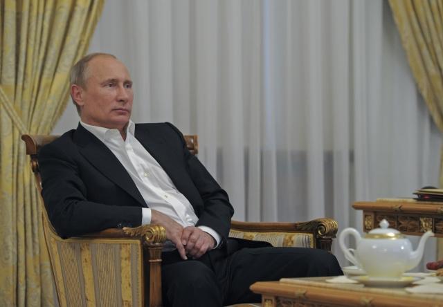 Владимир Путин, фото ИТАР-ТАСС