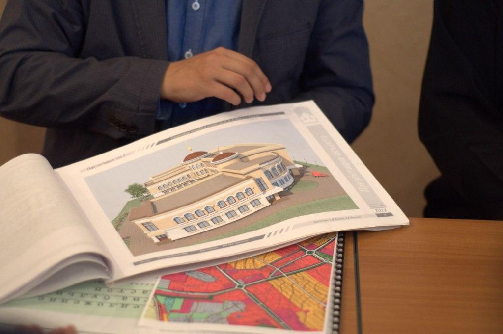 Проект православной гимназии в Тамбове
