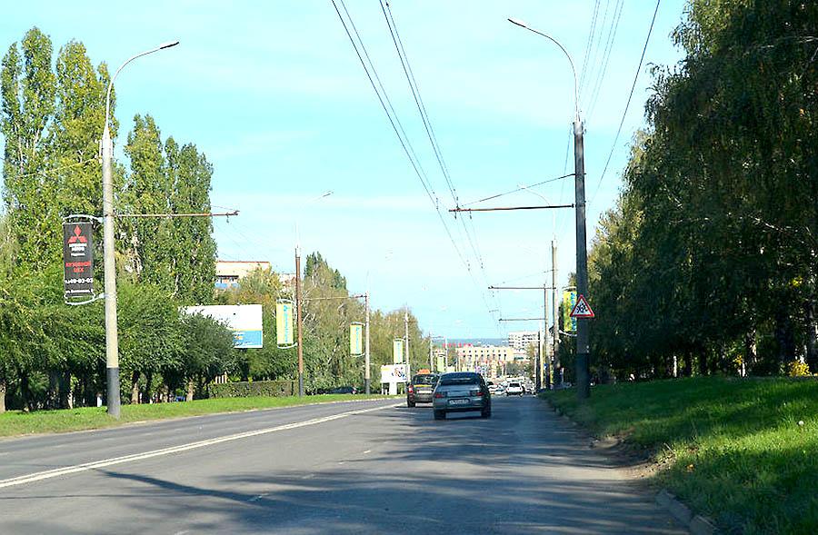 Бульвар Энтузиастов в Тамбове. Фото turbina.ru