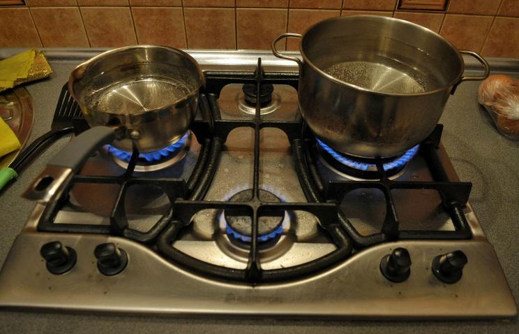Отключение горячей воды в Московском