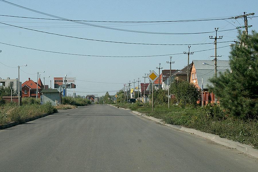 Микрорайон Северный