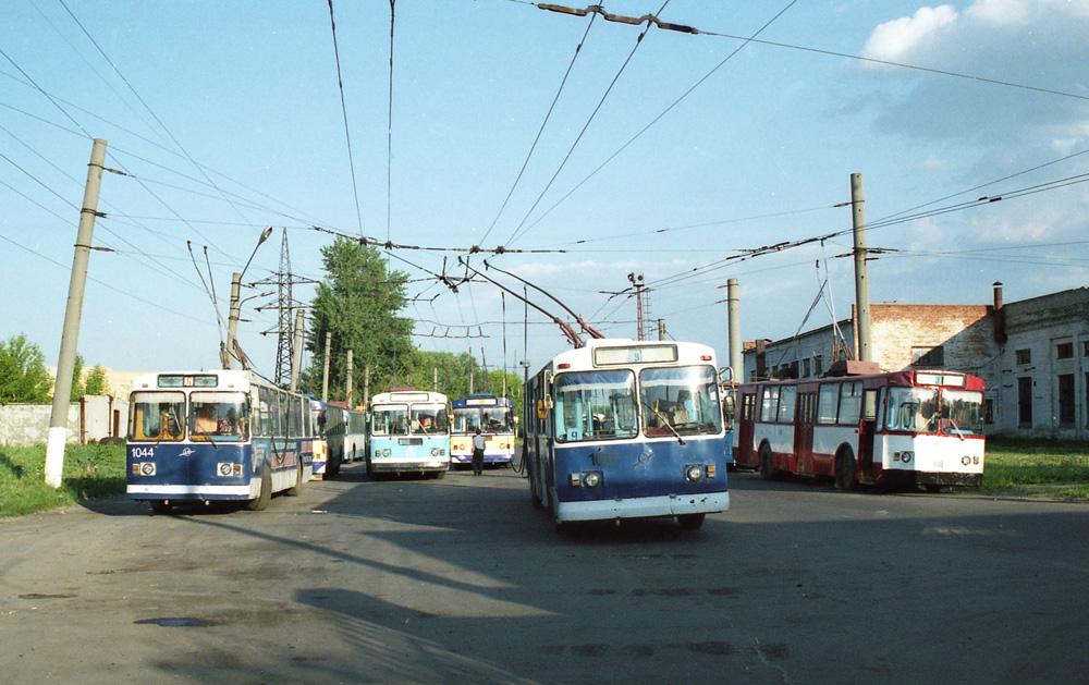 Троллейбусы Тамбова