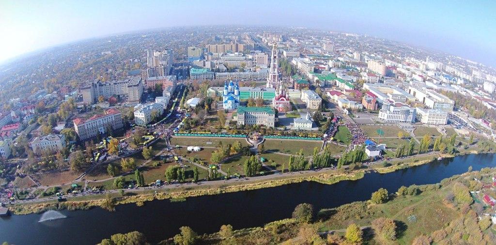 Тамбов. Фото Вадима Кисилева