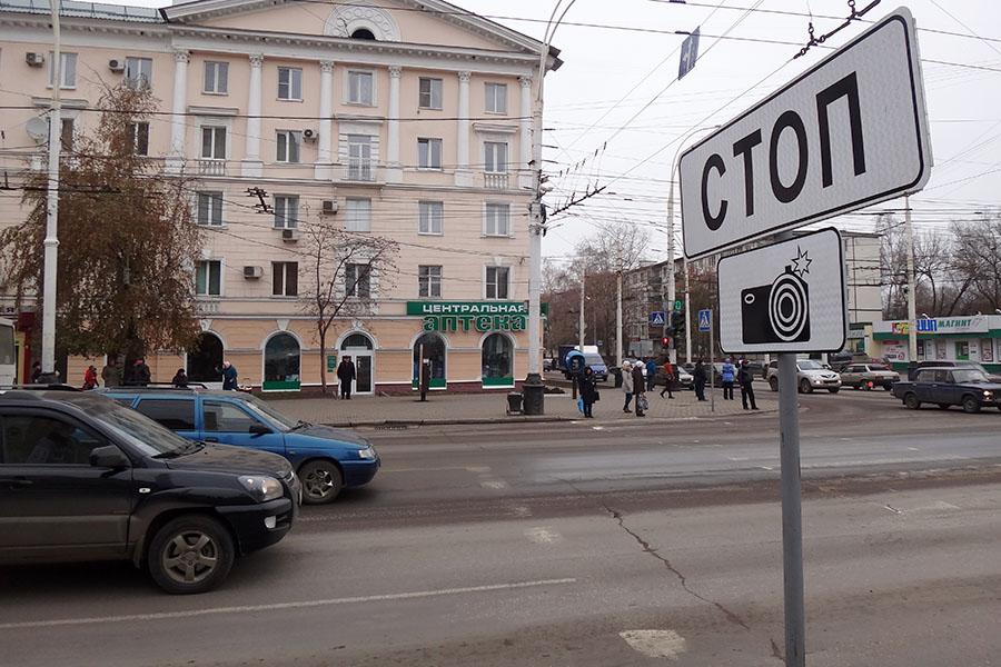 Перекресток Советской и Чичерина. Фото Втамбове.ру