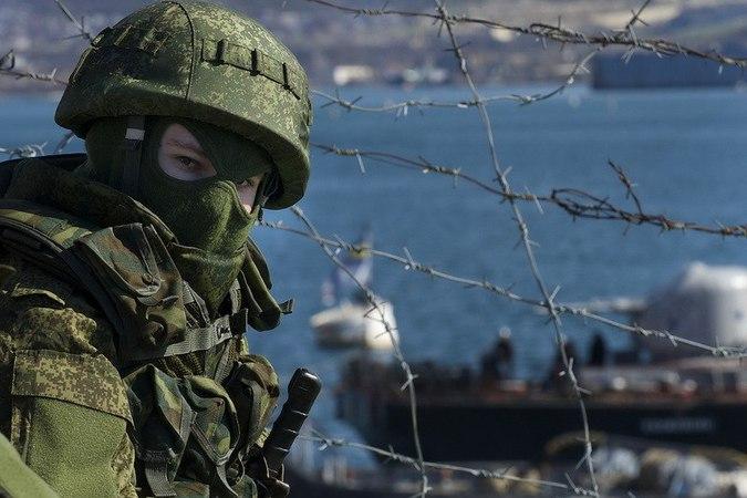 Контрактник. Фото РИА Новости