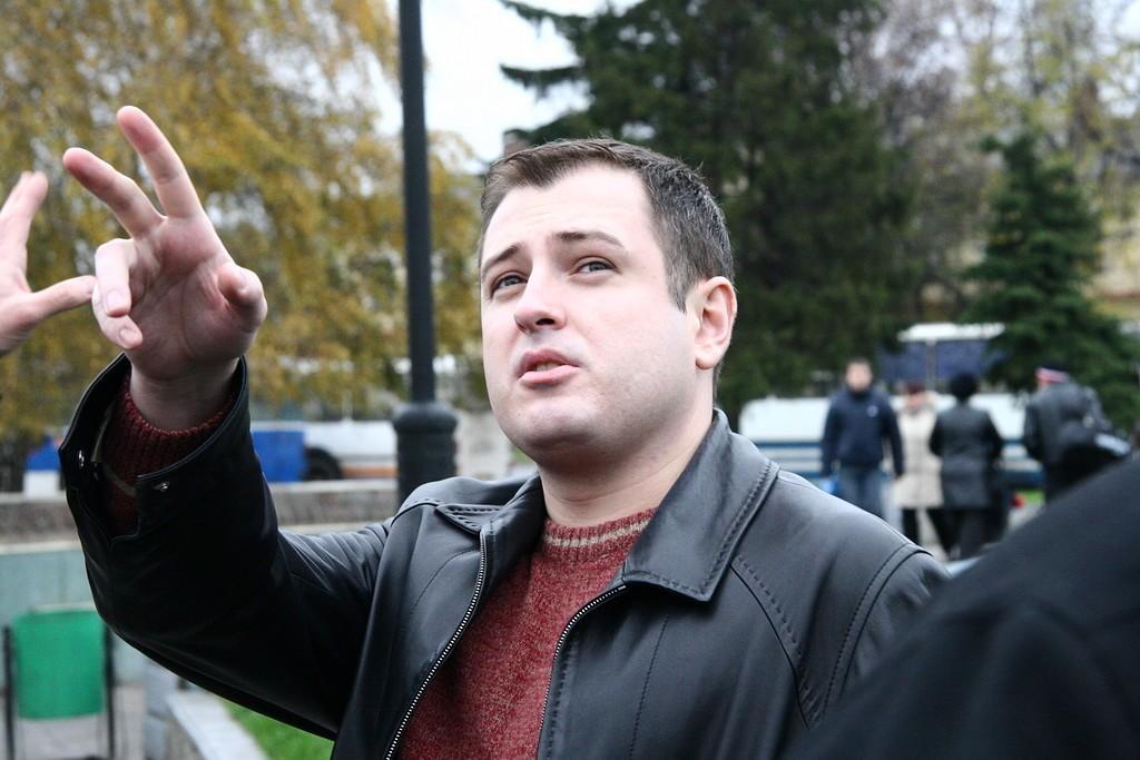 Максим Косенков. Из личного архива Максима Косенкова.