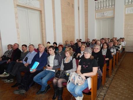 Общественные слушания, фото ОнлайнТамбов.ру