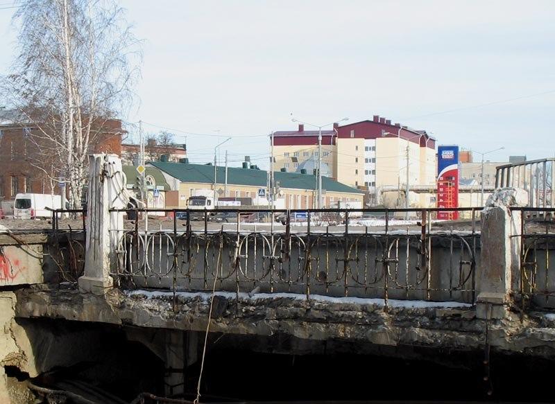 Замятинский мост ныне. Фото Марины Климковой