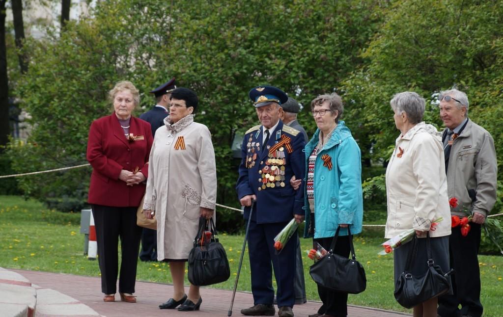 Тамбовские ветераны