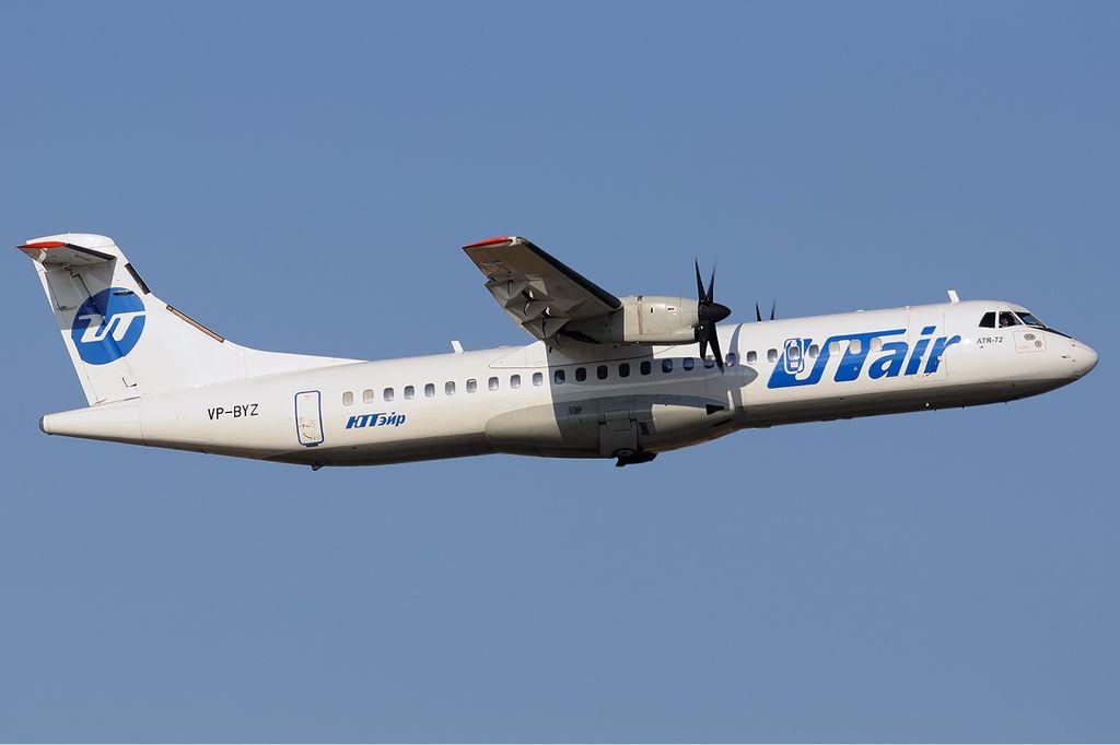 Самолет ATR-72