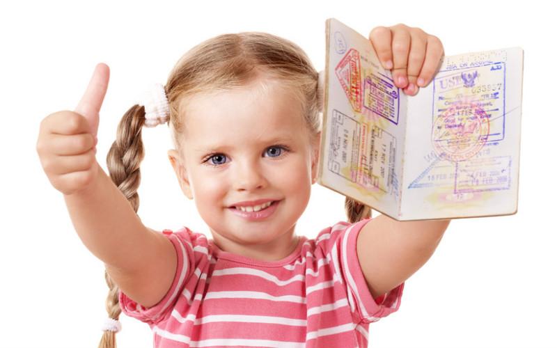 Дети и отпуск