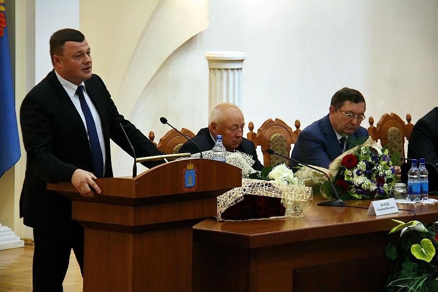 Александр Никитин, фото Михаила Карасева