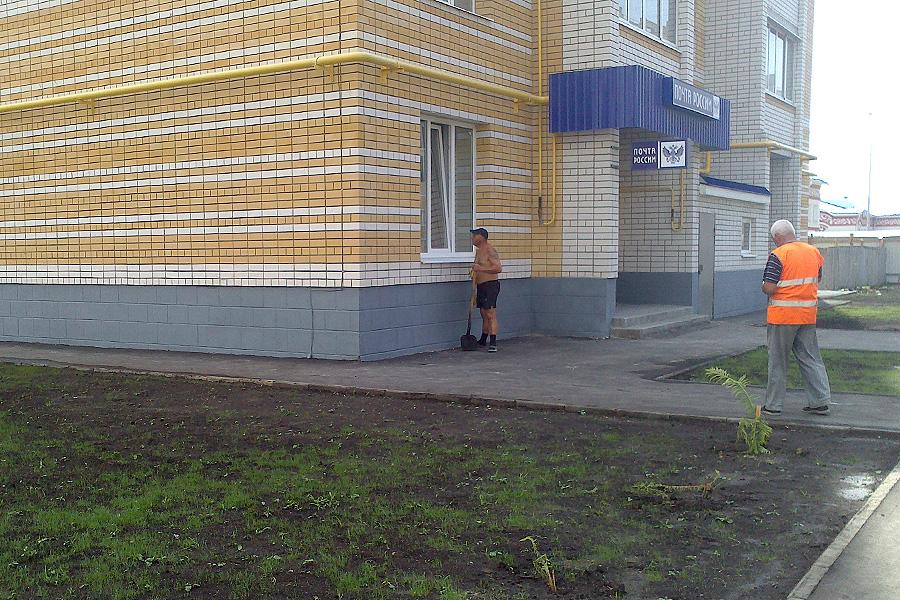Почта на улице Победы, Тамбов