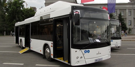 Низкопольные автобусы