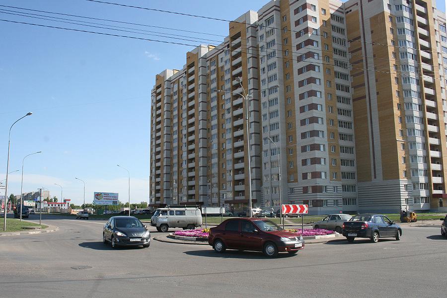 Кольцо Мичуринской-Чичерина