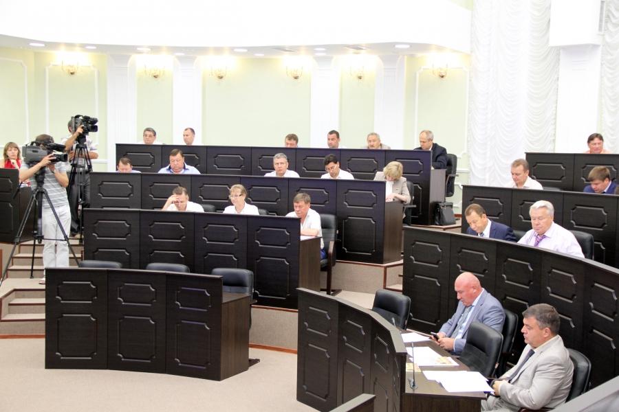 Тамбовская областная Дума. Фото ОнлайнТамбов.
