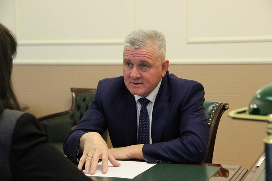 Юрий Рогачев. Фото ОнлайнТамбов.