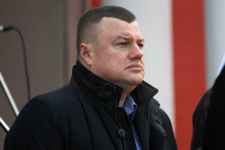 Александр Никитин, губернатор Тамбовской области - Новый Тамбов