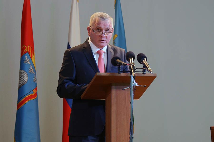 Глава Тамбова Юрий Рогачев
