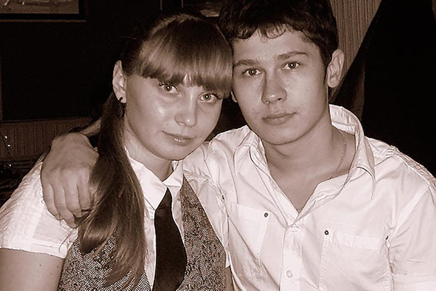 Семья Клочковых
