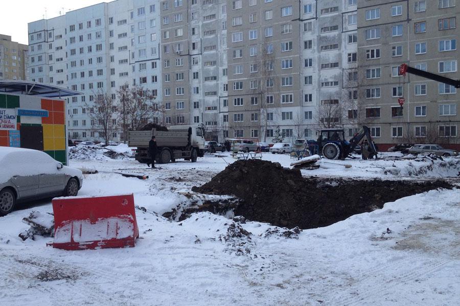 Мичуринская, 203. Фото Юрия Рогачева