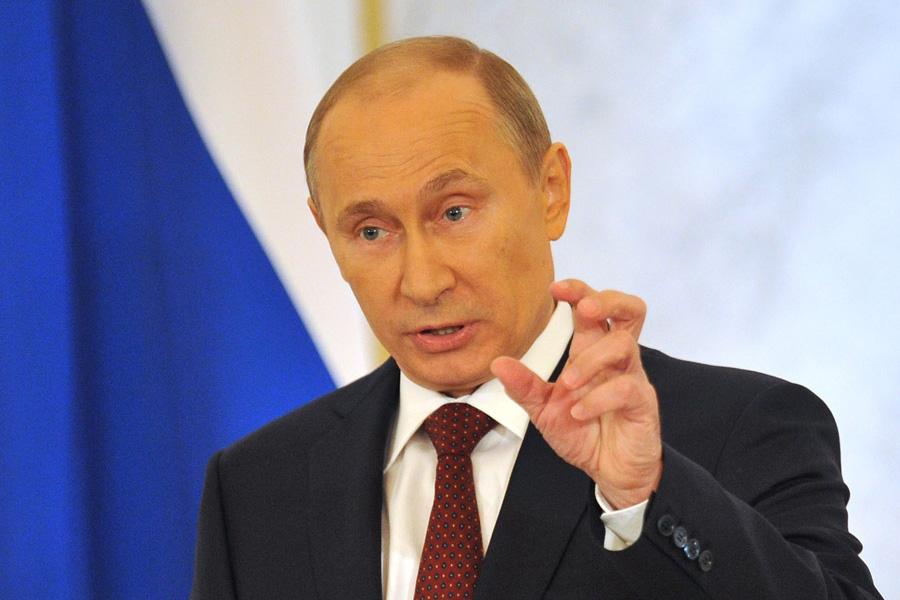 Послание Владимира Путина парламенту