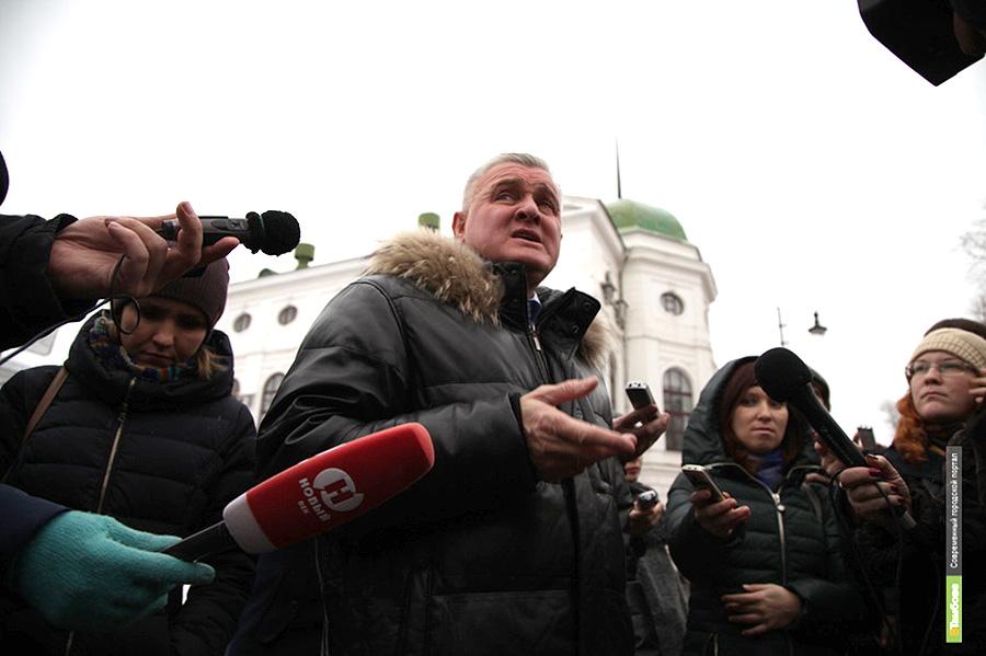 Юрий Рогачев, фото ВТамбове