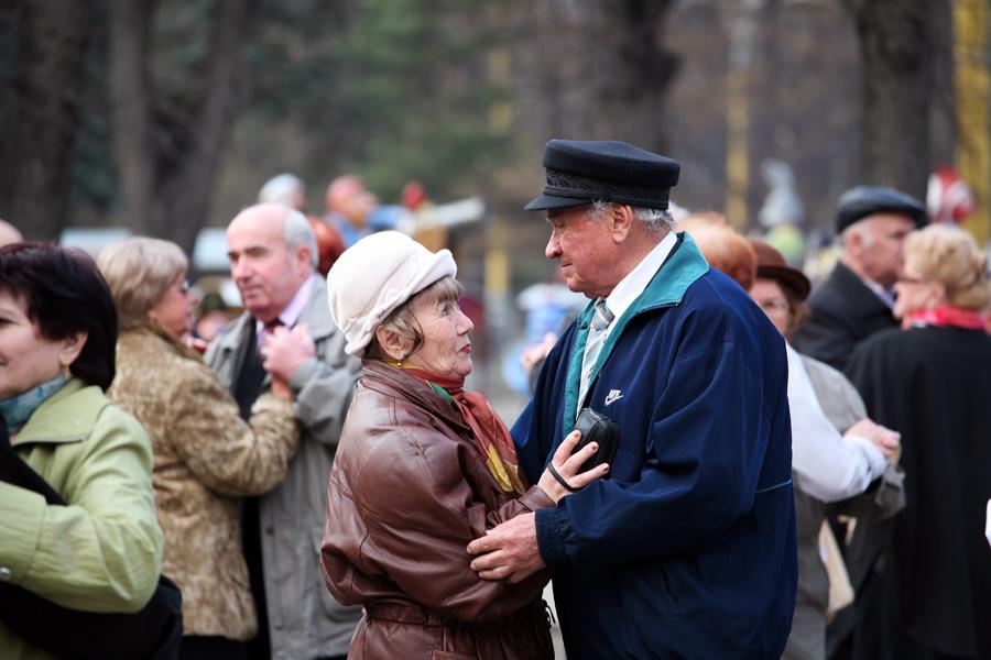 Досуг пенсионеров в санкт петербурге