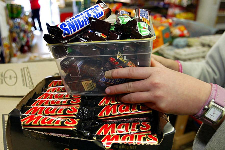 Шоколад. Фото РИА Новости.