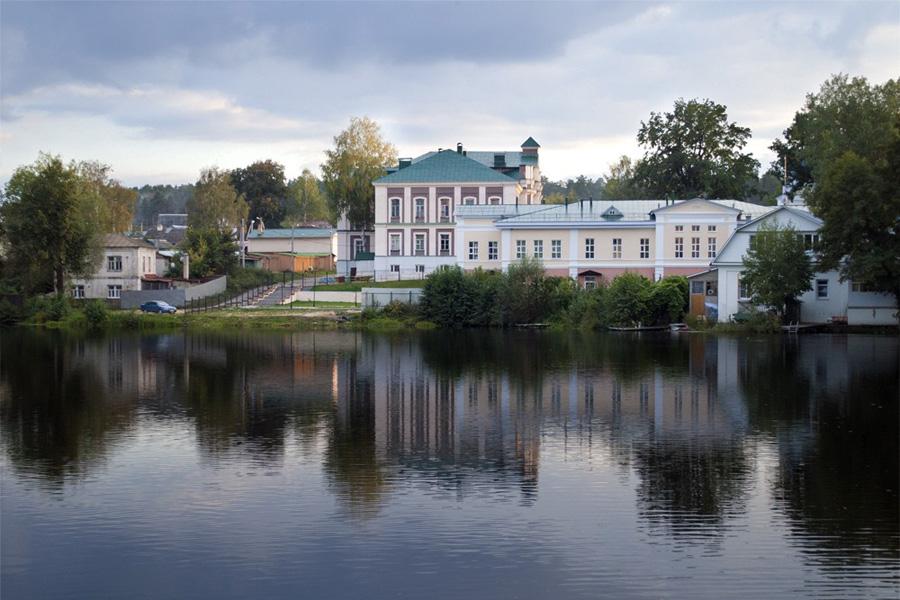 река Мышляйка