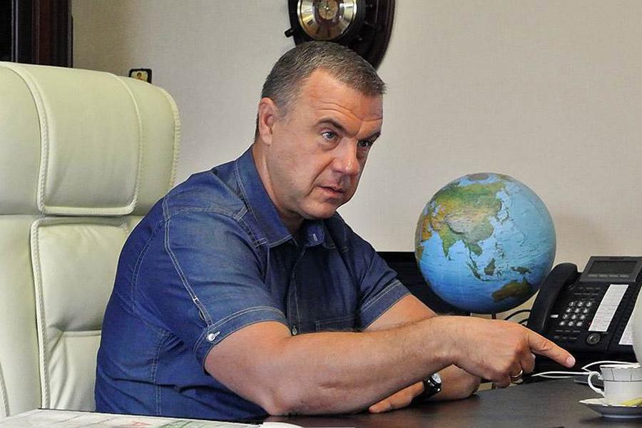 """Михаил Корнев, фото """"Коммерсант"""""""