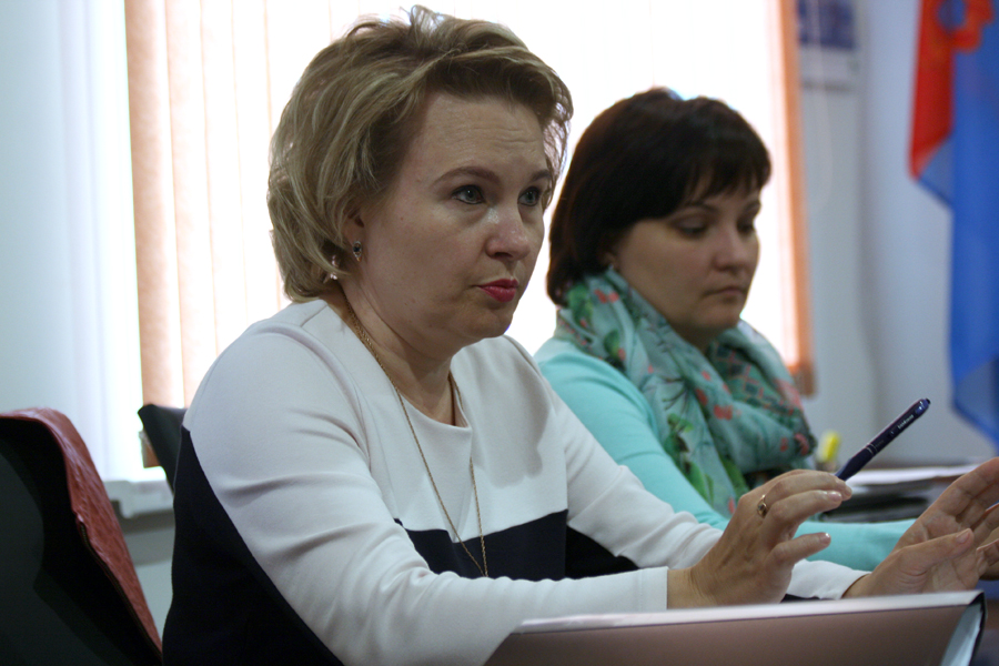 Елена Выгузова