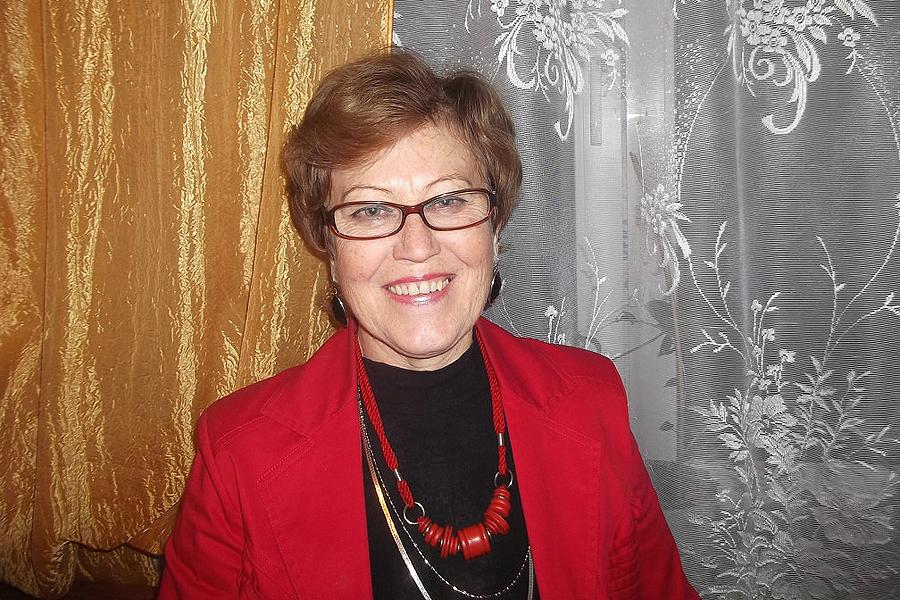 Валентина Васенькина