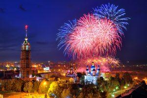День города в Тамбове. Фото Андрея Щербакова