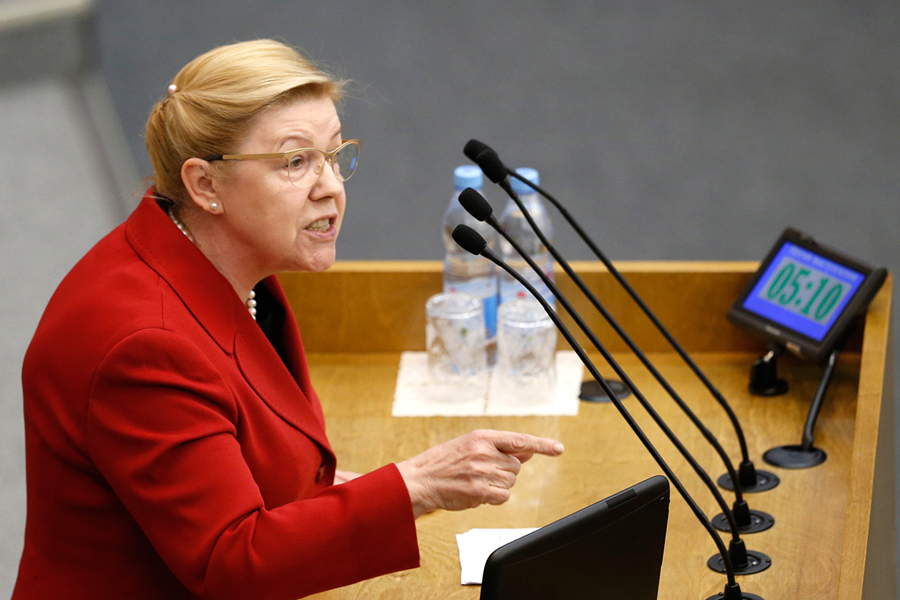 Заседание Госдумы РФ 18 июня 2014 года
