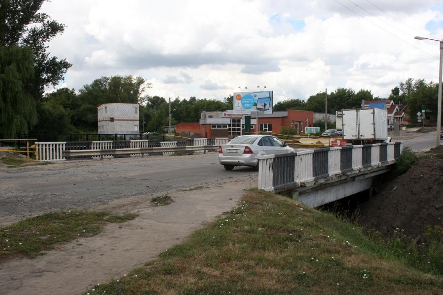 Моста на Пролетарке