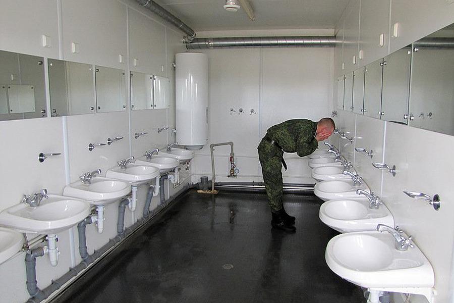 Военная часть