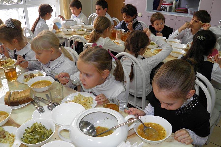 Школьные обеды