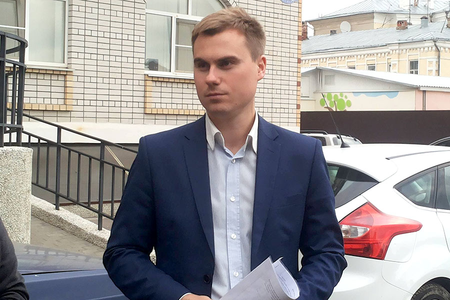 Александр Зимнухов, фото с личной страницы в ФК