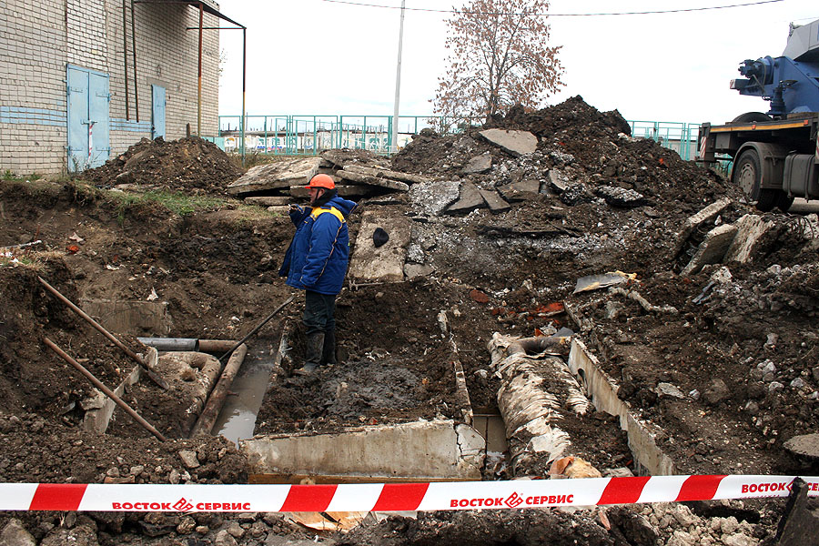 Авария на Рылеева, 77