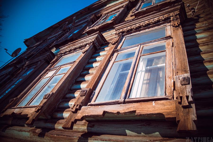 Старинные дома Тамбова