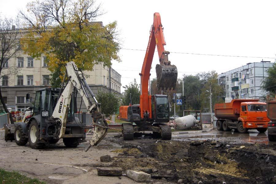 Ремонт канализации в Тамбове