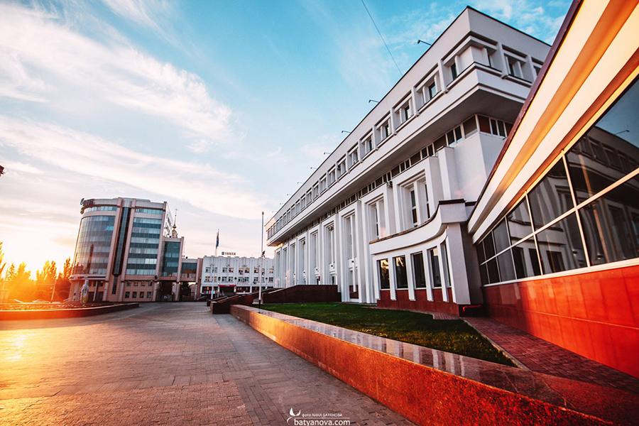 Администрация Тамбовской области. Фото Анны Батяновой.
