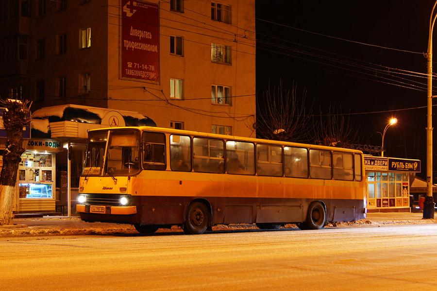 Автобус, Тамбов