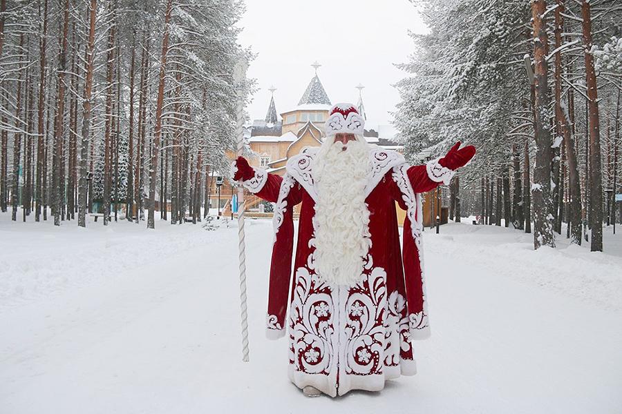 Главный российский Дед Мороз