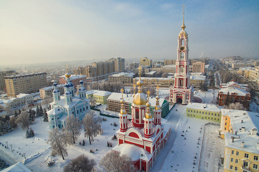 Храмы. Фото Виктории Кузнецовой