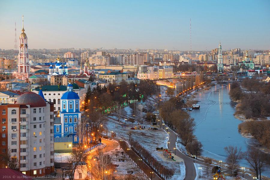 Тамбов. Фото Андрея Щербакова